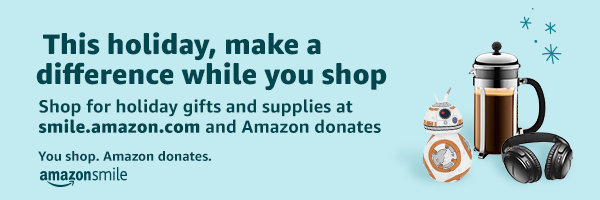 Shop on Amazon Smile to support Renaissance City Choir